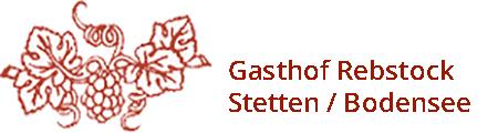 Gasthof und Restaurant Rebstock in Stetten bei Meersburg am Bodensee