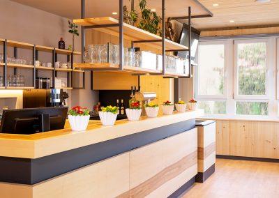 Rustikal-ländliche Küche im Gasthof Rebstock in Stetten bei Meersburg